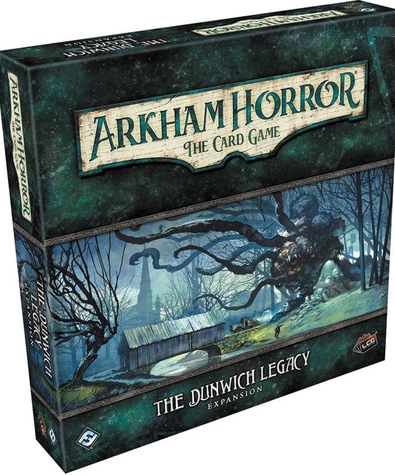 Fantasy Flight Games - FFG Arkham Horror: The Card Game - The Dunwich Legacy - Expansion
