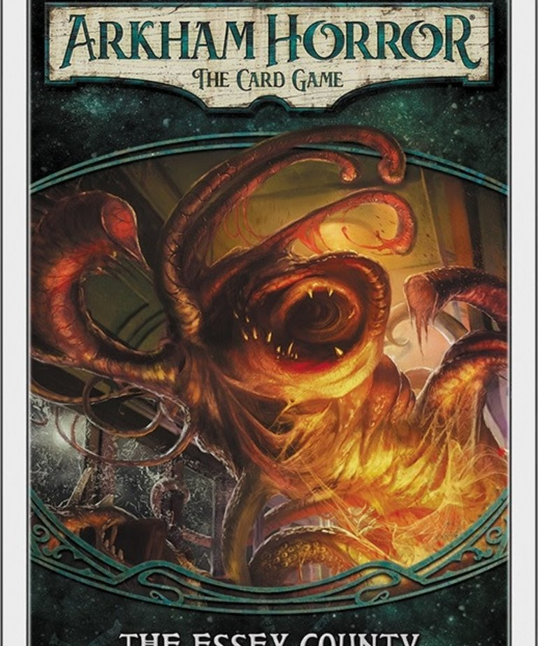 Fantasy Flight Games - FFG Arkham Horror: The Card Game - The Essex County Express - Mythos Pack