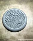 Secret Weapon Miniatures - SWM Asian Garden 50mm Base 02 Secret Weapon Bases BLACK FRIDAY NOW