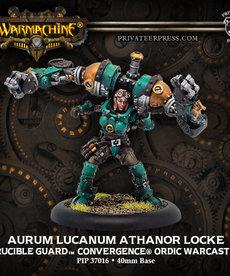 Privateer Press - PIP Aurum Lucanum Athanor Locke (Locke 1)