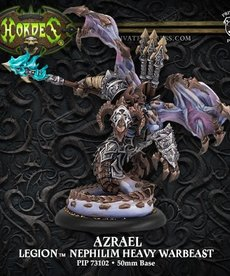 Privateer Press - PIP Hordes - Legion of Everblight - Azrael - Nephilim Heavy Warbeast