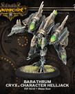 Privateer Press - PIP Warmachine - Cryx - Barathrum - Character Helljack