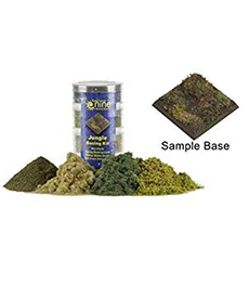 Gale Force Nine - GF9 Basing Kit: Jungle