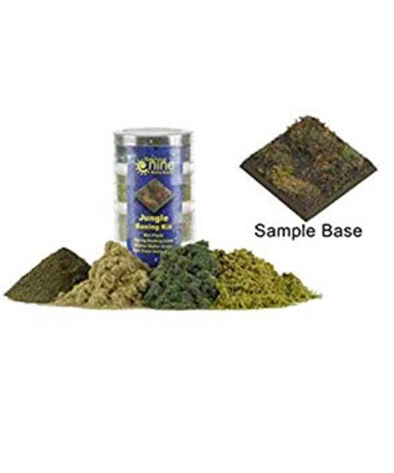Gale Force Nine - GF9 Basing Kit: Jungle