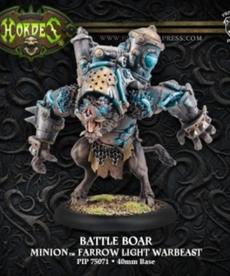 Privateer Press - PIP Hordes - Minions - Battle Boar - Farrow Light Warbeast