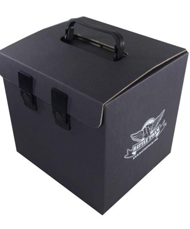 Battle Foam - BAF Battle Foam 'D-Box' w/ Guild Ball Load Out (Stone Black)