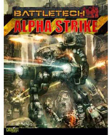 Catalyst Game Labs - CYT Battletech: Alpha Strike (Domestic Orders Only)