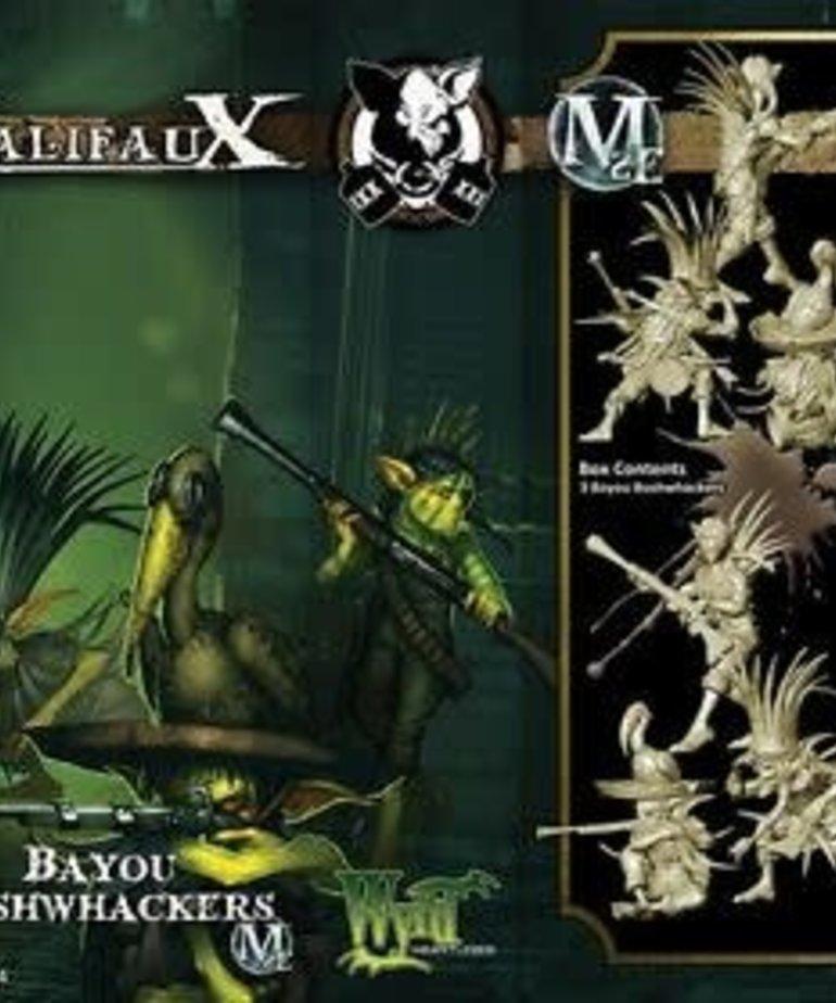 Wyrd Miniatures - WYR CLEARANCE Bayou Bushwackers