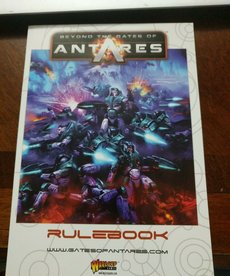 Warlord Games - WRL CLEARANCE Beyond the Gates of Antares Rulebook (DOMESTIC ONLY)