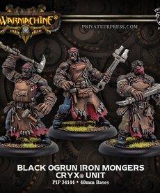 Privateer Press - PIP Black Ogrun Iron Mongers