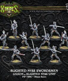 Privateer Press - PIP Hordes - Legion of Everblight - Blighted Nyss Archers / Swordsmen - Unit