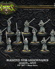 Privateer Press - PIP Hordes - Legion of Everblight - Blighted Nyss Legionnaires - Unit