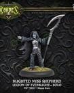 Privateer Press - PIP Hordes - Legion of Everblight - Blighted Nyss Shepherd - Solo
