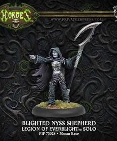 Privateer Press - PIP Hordes - Legion of Everblight - Blighted Nyss Shepherd - Solo