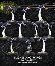 Privateer Press - PIP Hordes - Legion of Everblight - Blighted Rotwings - Unit