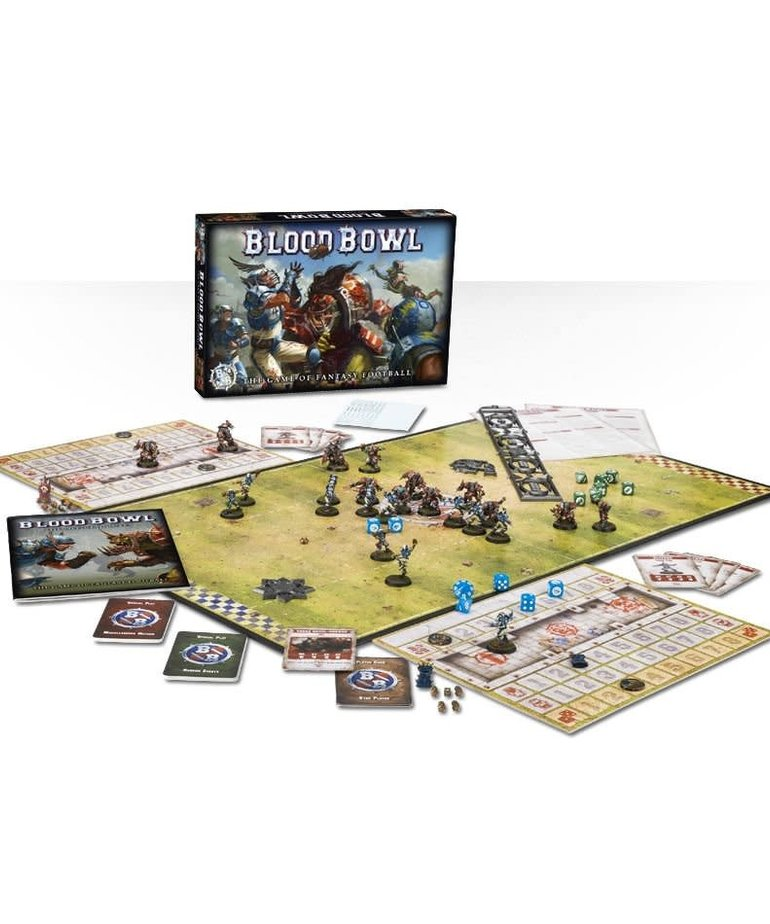Games Workshop - GAW Blood Bowl