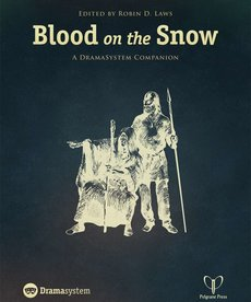 Pelgrane Press - PEL BLOOD ON THE SNOW Blood on the Snow (DOMESTIC ONLY)
