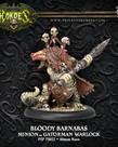 Privateer Press - PIP Hordes - Minions - Bloody Barnabas - Gatorman Warlock (Barnabas 1)