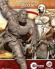 Steamforged Games LTD - STE Boar Guild Ball BLACK FRIDAY NOW