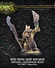 Privateer Press - PIP Hordes - Minions - Bog Trog Mist Speaker - Gatorman Solo