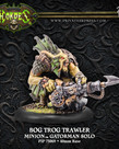 Privateer Press - PIP Hordes - Minions - Bog Trog Trawler - Gatorman Solo