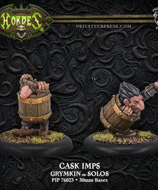 Privateer Press - PIP Hordes - Grymkin - Cask Imps - Solo