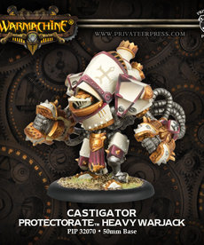 Privateer Press - PIP Warmachine - Protectorate of Menoth - Castigator / Reckoner / Sanctifier - Heavy Warjack