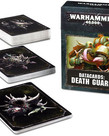 Games Workshop - GAW Warhammer 40k - Datacards: Death Guard