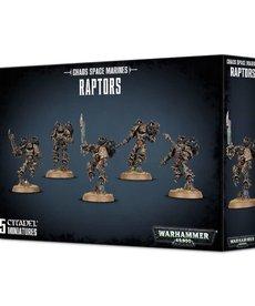 Games Workshop - GAW Chaos Space Marines - Raptors