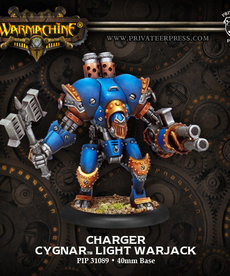 Privateer Press - PIP Warmachine - Cygnar - Charger - Light Warjack