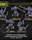 Privateer Press - PIP Hordes - Legion of Everblight - Chosen of Everblight - Blighted Ogrun Unit