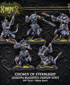 Privateer Press - PIP Hordes - Legion of Everblight - Chosen of Everblight - Blighted Ogrun Unit