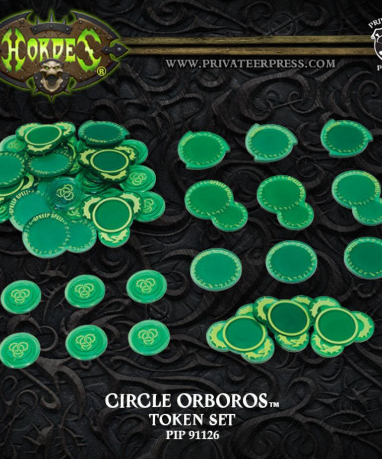 Privateer Press - PIP Hordes - Circle Orboros - Token Set MKIII