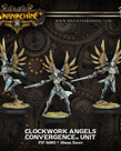 Privateer Press - PIP Warmachine - Convergence of Cyriss - Clockwork Angels - Unit