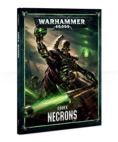 Games Workshop - GAW Warhammer 40K - Codex: Necrons