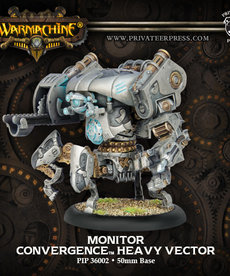 Privateer Press - PIP Warmachine - Convergence of Cyriss - Cipher / Inverter / Monitor - Heavy Vector