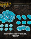 Privateer Press - PIP Warmachine - Convergence of Cyriss - Token Set Mark III