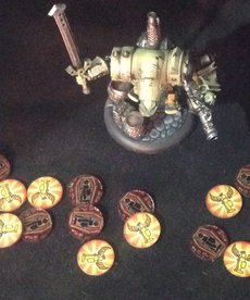 Muse On Minis - MOM Corpse/ Soul Tokens