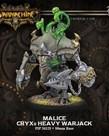 Privateer Press - PIP CLEARANCE - NO REBATE Warmachine - Cryx - Corruptor / Reaper / Malice - Heavy Warjack