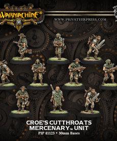 Privateer Press - PIP Croe's Cutthroats
