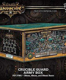 Privateer Press - PIP Warmachine - Crucible Guard - Army Box