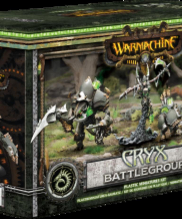 Privateer Press - PIP Warmachine - Cryx Battlegroup Starter