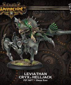 Privateer Press - PIP Desecrator / Harrower / Leviathan