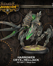 Privateer Press - PIP Warmachine - Cryx - Desecrator / Harrower / Leviathan - Helljack