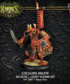 Privateer Press - PIP Hordes - Skorne - Cyclops Brute - Light Warbeast