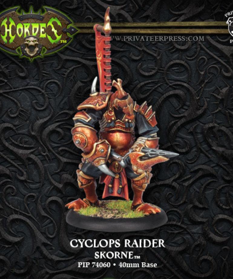 Privateer Press - PIP Hordes - Skorne - Cyclops Raider Light Warbeast