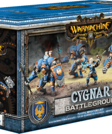 Privateer Press - PIP Cygnar Battlegroup Starter