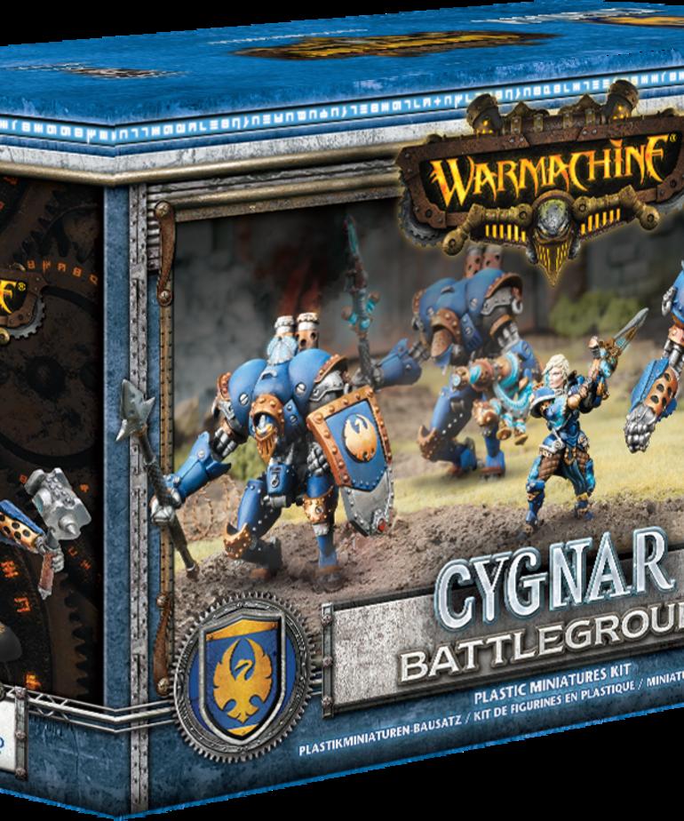 Privateer Press - PIP Warmachine - Cygnar Battlegroup Starter
