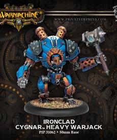 Privateer Press - PIP Warmachine - Cygnar - Cyclone / Defender / Ironclad - Heavy Warjack