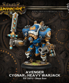 Privateer Press - PIP Avenger / Centurion / Hammersmith
